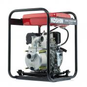 Дизельная мотопомпа для загрязненной воды Koshin STY-50D