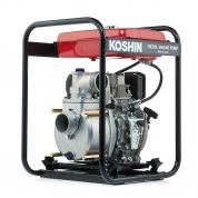 Дизельная мотопомпа для загрязненной воды Koshin STY-80D