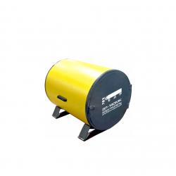 Электропечь КЕДР ЭП-140МК с цифровой индикацией (220В, 400°C, загрузка 140кг)