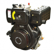Двигатель дизельный GROST 186F (С тип 25 мм шпонка)