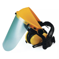 Маска защитная с наушниками Oleo-Mac