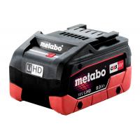 Аккумулятор Metabo LiHD 18В 8 Ач