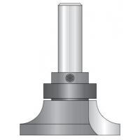 Фреза радиус 12,7 нижнее нависание D54x20 L73 подшипник пластик, хвостовик 12 DIMAR 1592039