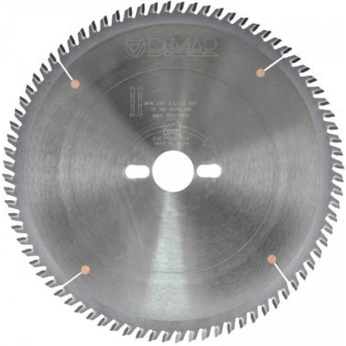 Пила поперечный рез D250x30x3,2 Z80 DIMAR 90105706