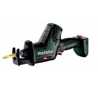 Аккумуляторная сабельная пила Metabo PowerMaxx SSE 12 BL