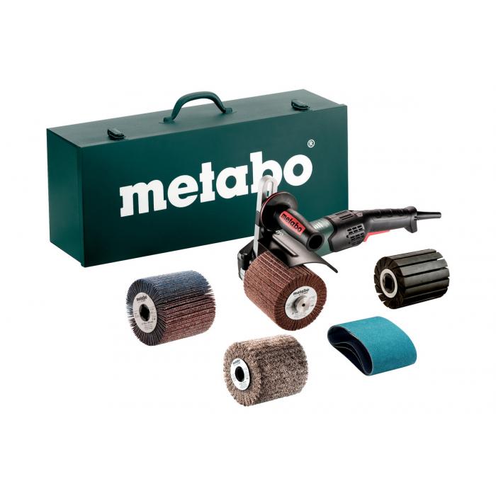 Щеточный шлифователь Metabo SE 17-200 RT Set