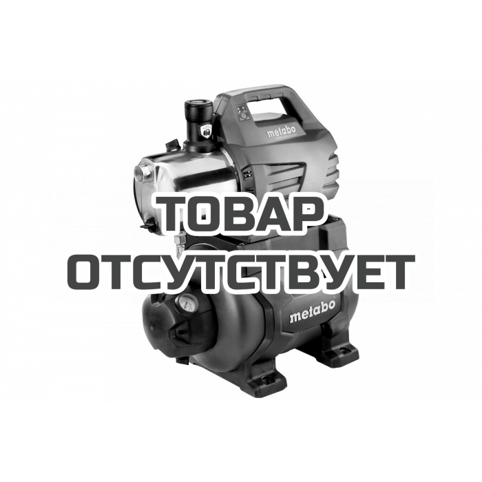 Насосная станция Metabo HWW 6000/25 Inox