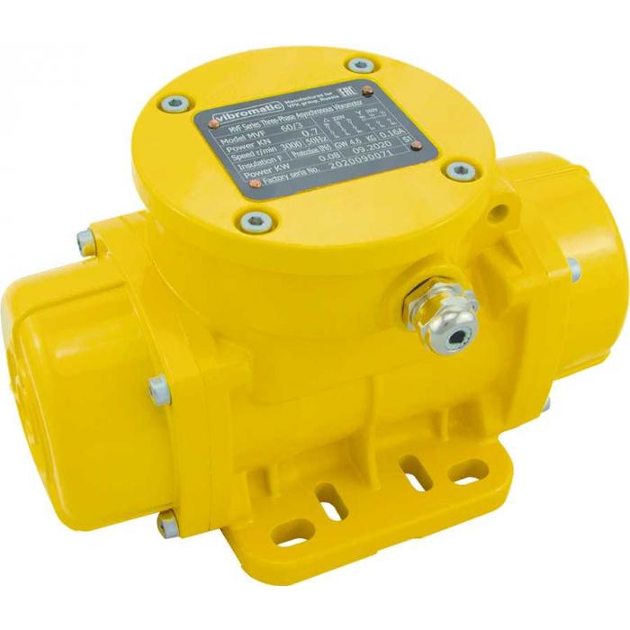 Внешний площадочный вибратор Vibromatic MVF60/3