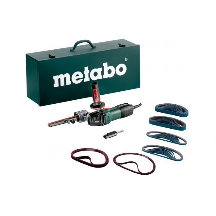 Ленточный напильник Metabo BFE 9-20 Set