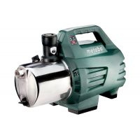 Автоматический насос для домового водоснабжения Metabo HWA 6000 Inox