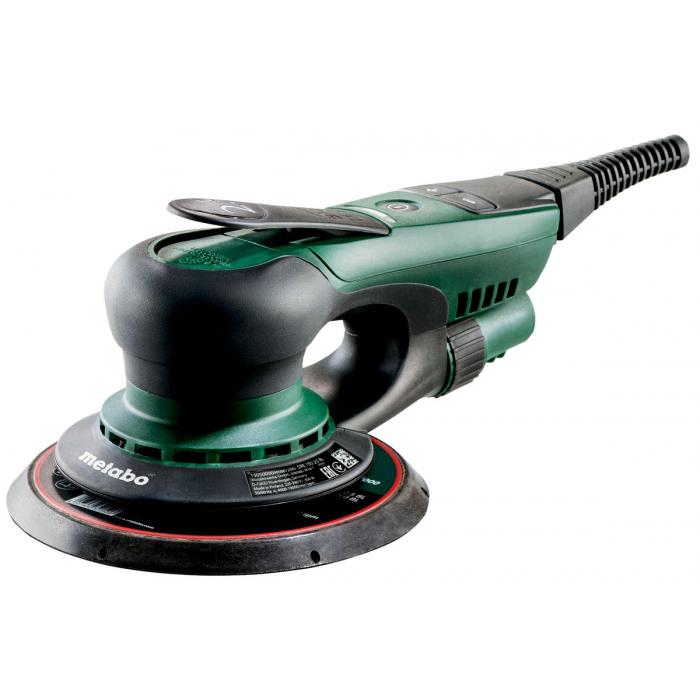Эксцентриковая шлифовальная машина Metabo SXE 150-2.5 BL