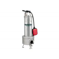 Насос для грязной воды и строительного водоснабжения Metabo SP 28-50 S Inox