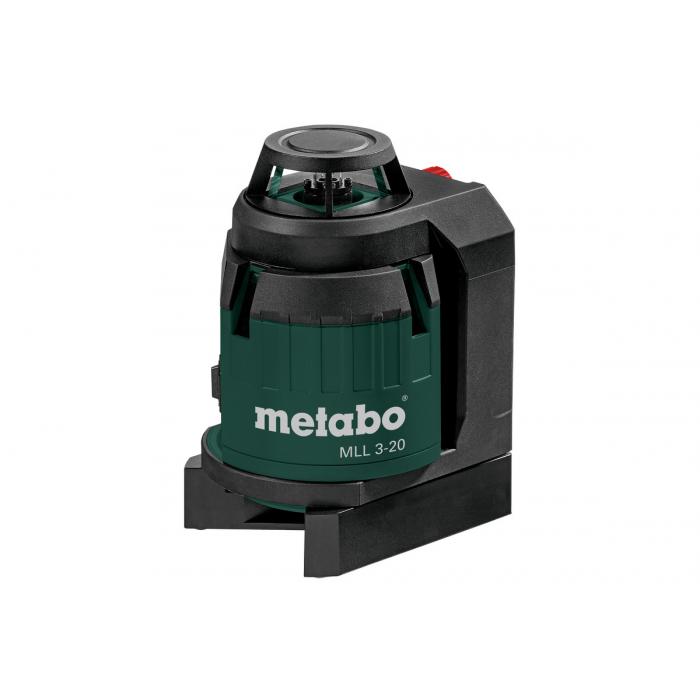 Мультилинейный лазерный нивелир Metabo MLL 3-20