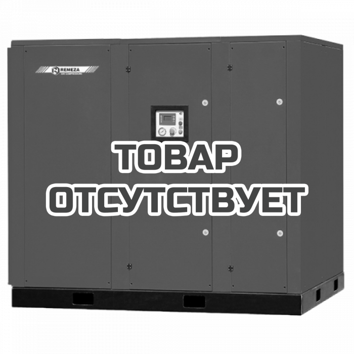 Компрессор винтовой REMEZA ВК180-8BC