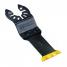 Насадка для многофункционального инструмента - погружное пильное полотно по металлу DeWALT DT20707, Ti 43 x 30 мм