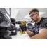 Ударная бесщеточная дрель-шуруповерт DeWALT DCD706D2, 250 Вт, 10.8 (12) В, 57.5 Нм, 1500 об/мин, 25500 уд/мин