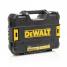 Дрель-шуруповерт бесщеточный DeWALT DCD708D2T-QW, 18В, 65Нм