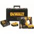 Аккумуляторный перфоратор DeWALT DCH273P2, SDS-Plus, 18 В, XR, 400 Вт, 2.1 Дж