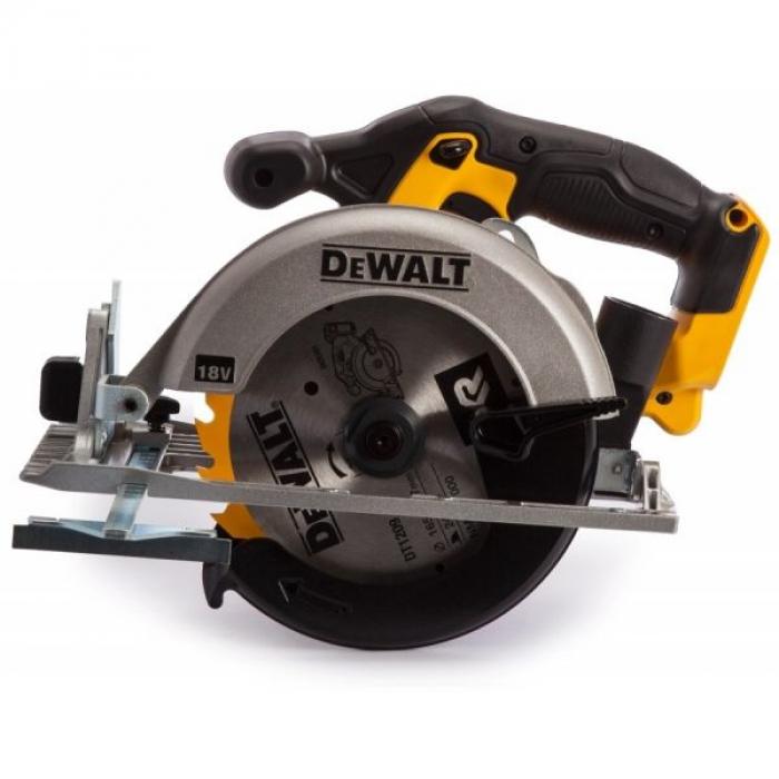 Аккумуляторная дисковая ручная пила DeWALT DCS391M2, 18 В, XR, 460 Вт