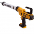 Аккумуляторный пистолет для герметика DeWALT DCE580N, 18 В, XR, 300-600 мл