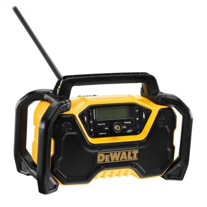 Зарядное устройство с аудиосистемой DeWALT DCR029