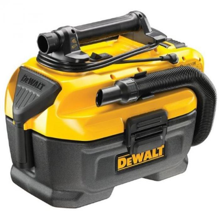 Пылесос DeWALT DCV584L, 300 Вт, 954 л/мин, 7.5 л