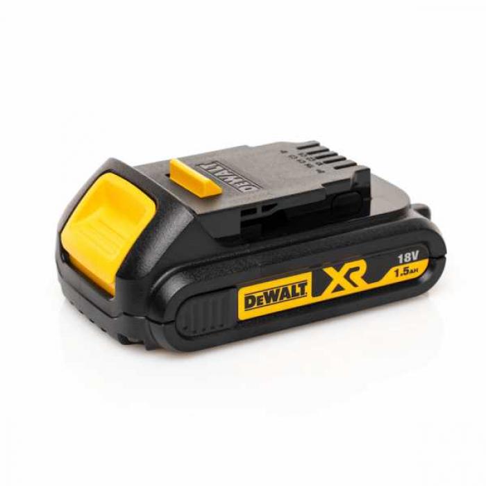 Аккумулятор DeWALT DCB181, 1.5 А·ч, 18 В, XR