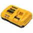 Зарядное устройство DeWALT DCB117, 18 В, 12А