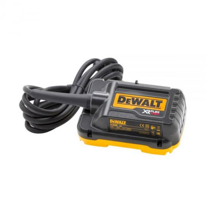 Сетевой адаптер DeWALT DCB500, для подключения аккумуляторной пилы DHS780N к электросети 220 В