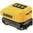 Зарядное устройство USB DeWALT DCB090