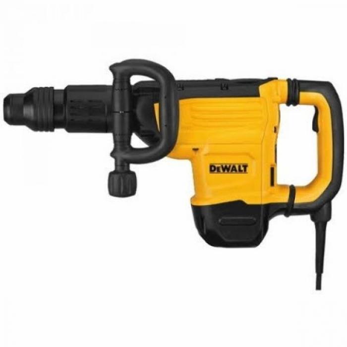 Отбойный молоток SDS-max 1600 Вт 13.3 Дж 1350-2705 уд./мин. DeWALT D25892K, кейс