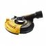 Угловая шлифмашина DeWALT DWE4257KT, 125 мм, антивибрационная ручка, кожух и чашка для шлифования
