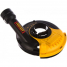 Кожух защитный на угловую шлифмашину для шлифования по бетону с пылеотведением DeWALT DWE46150, 115/125 мм