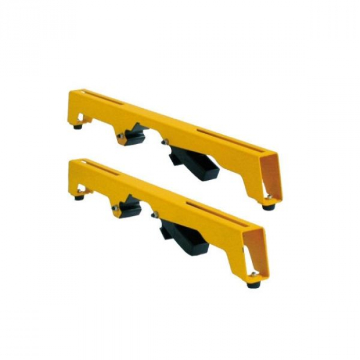 Комплект (2 шт.) монтажных кронштейнов для подставки DE7023, DeWALT DE7025