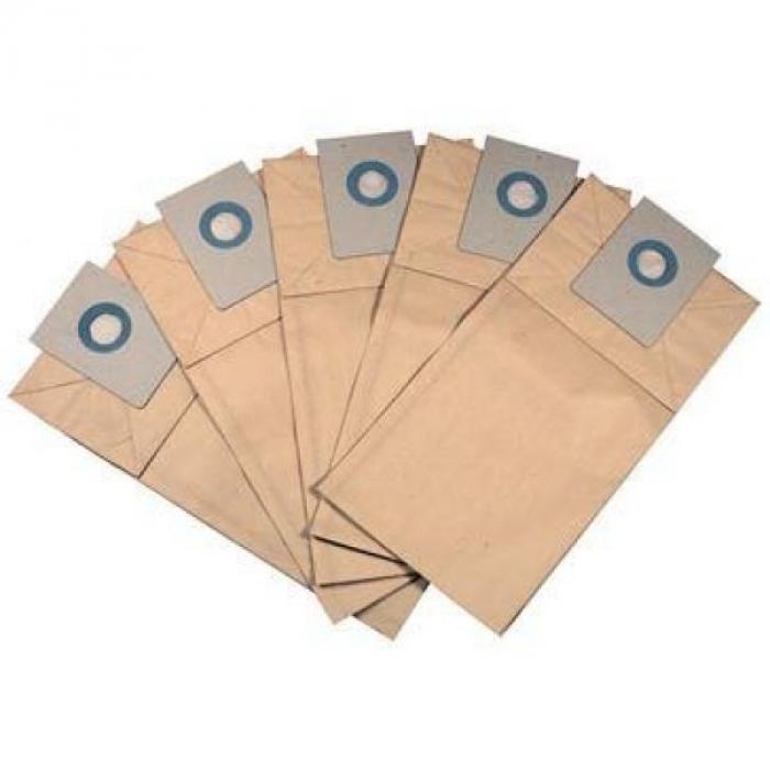 Мешки бумажные DeWALT DE7902, для пылесоса DW790, 5 шт.