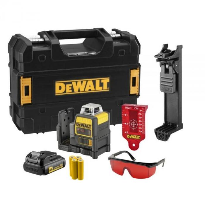 Самовыравнивающийся лазерный уровень DeWALT DCE0811LR