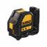Самовыравнивающийся линейный КРАСНЫЙ лазерный уровень DeWALT DCE088D1R