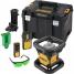Самовыравнивающийся ротационный зеленый лазерный уровень DeWALT DCE079D1G