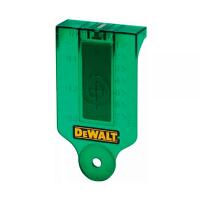 Мишень-лучеуловитель для зеленых лазерных уровней DeWALT DE0730G