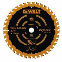 Пильный диск DeWALT EXTREME DT10303, 184/16 мм.