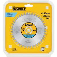 Пильный диск DeWALT METAL CUTTING DT1918, 140/20 мм.
