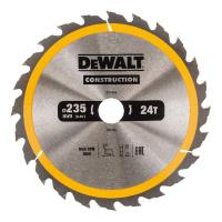 Пильный диск DeWALT CONSTRUCTION DT1954, 235/30 мм.