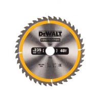 Пильный диск DeWALT CONSTRUCTION DT1955, 235/30 мм.