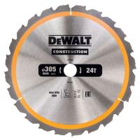Пильный диск DeWALT CONSTRUCTION DT1958, 305/30 мм.