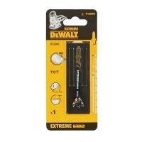 Пилка для лобзика DeWALT EXTREME DT2055, INOX HM Карбид вольфрамовые зубья, (TCT). 82 x 55 x 1.4 x 5 мм, T118EHM, 1 шт.