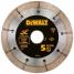 Алмазный круг двойной DeWALT DT3758, 125 x 22.2 x 6.3 мм, h=10