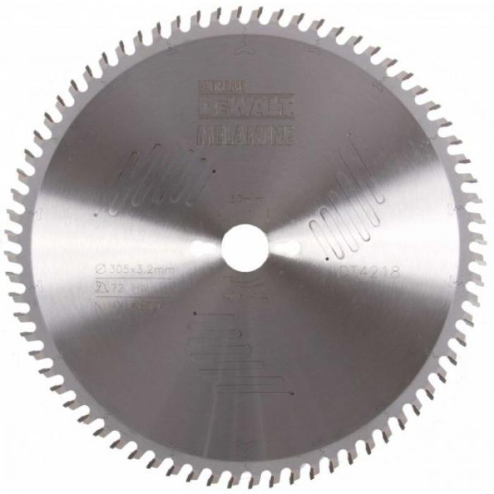 Пильный диск DeWALT EXTREME WORKSHOP DT4218, 305/30 мм.