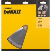 Пильный диск DeWALT EXTREME WORKSHOP DT4226, 250/30 мм.