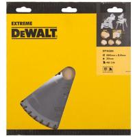 Пильный диск DeWALT EXTREME WORKSHOP DT4324, 260/30 мм.