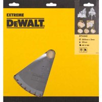 Пильный диск DeWALT EXTREME WORKSHOP DT4340, 305/30 мм.